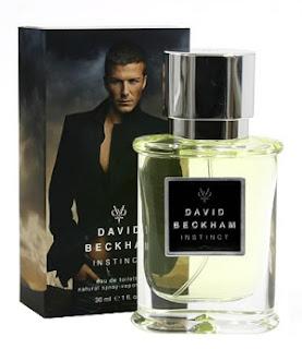 David & Victoria Beckham Instinct for men