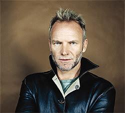 Sting en el 123 Festival de Ibiza, Canarias y Oeiras en Junio y Julio