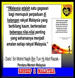 Salam Satu Malysia