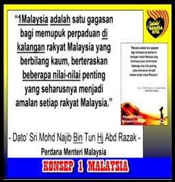 Salam Satu Malysia