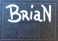 Brian Penny signature