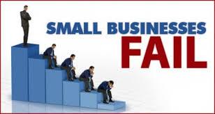 Gambar faktor yang kerap menjadi penyebab kegagalan dalam merintis usaha.