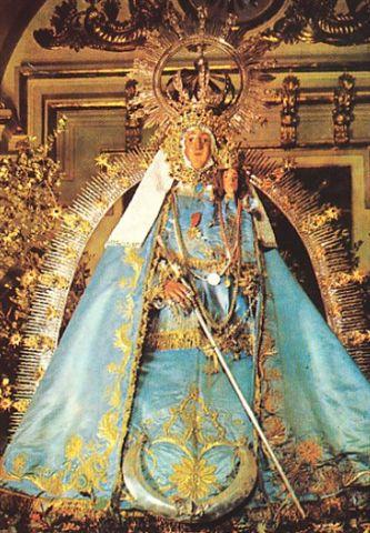 imagen santuario nuestra senora cortes alcaraz: