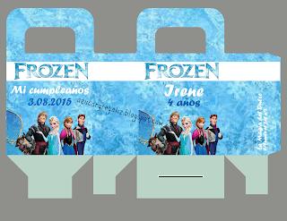Frozen, azucaryregaliz