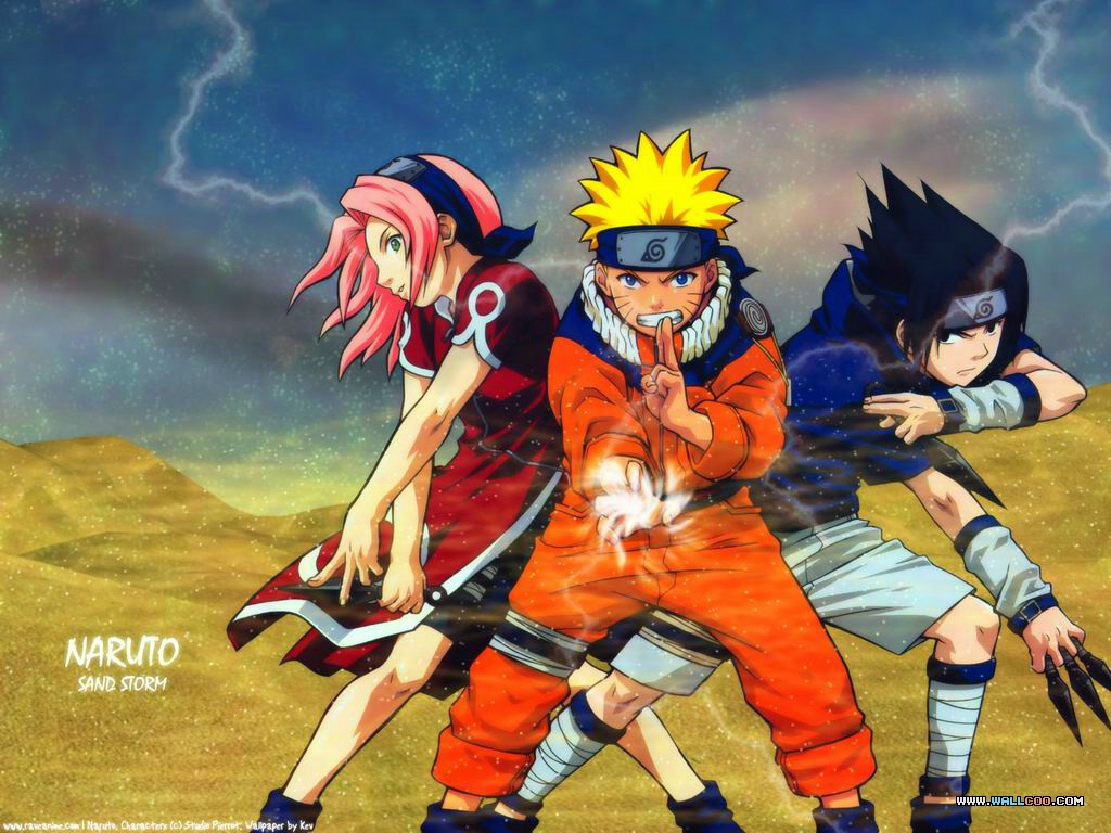 Anime Time: Naruto