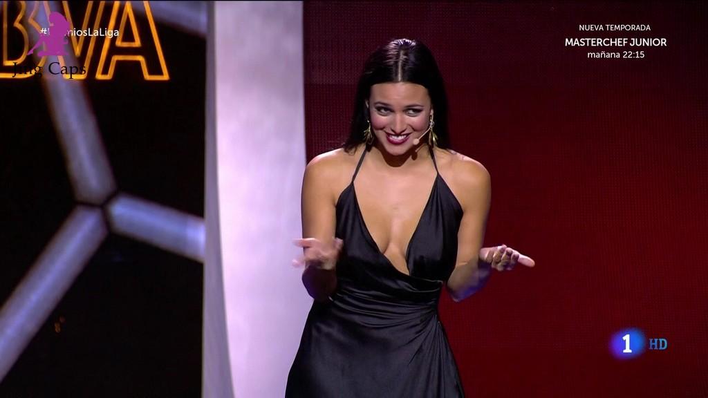 ELISA MOULIAA, GALA LFP 2015 (30.11.15)