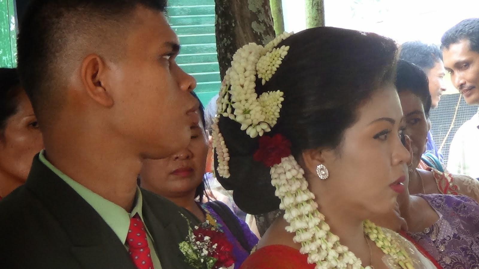 Jubel EM Nababan dan Riani Uli Situmeang