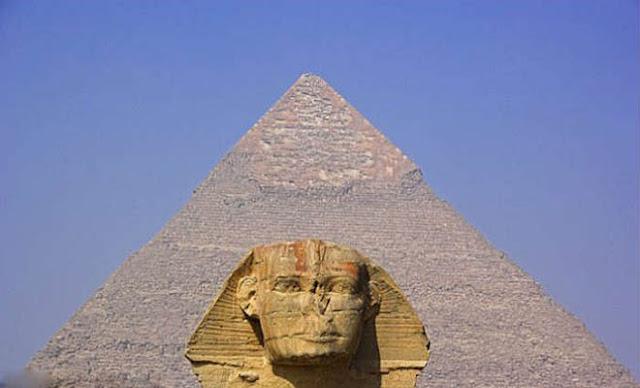 Ποιο μυστήριο αποκάλυψαν οι θερμικές κάμερες στην Πυραμίδα της Γκίζας;