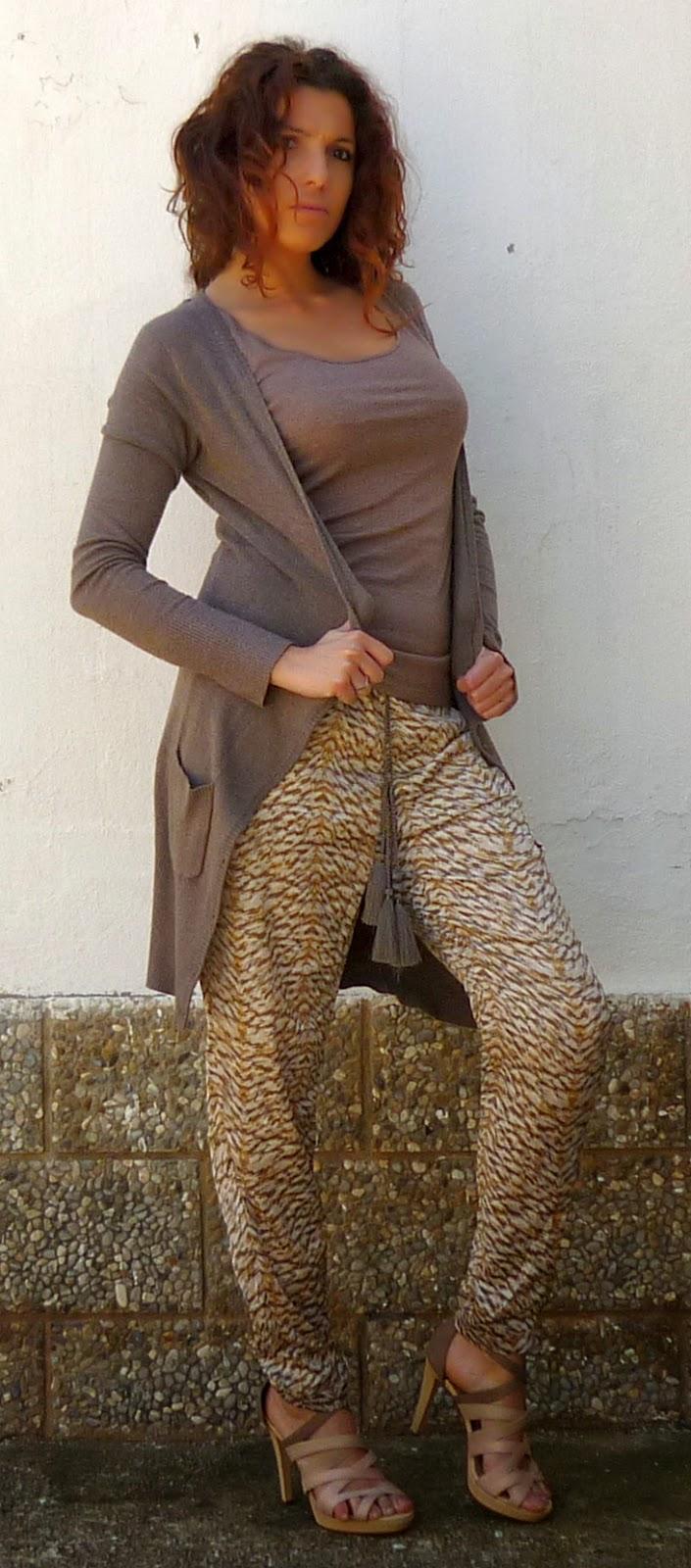 pantalon comodo elegante