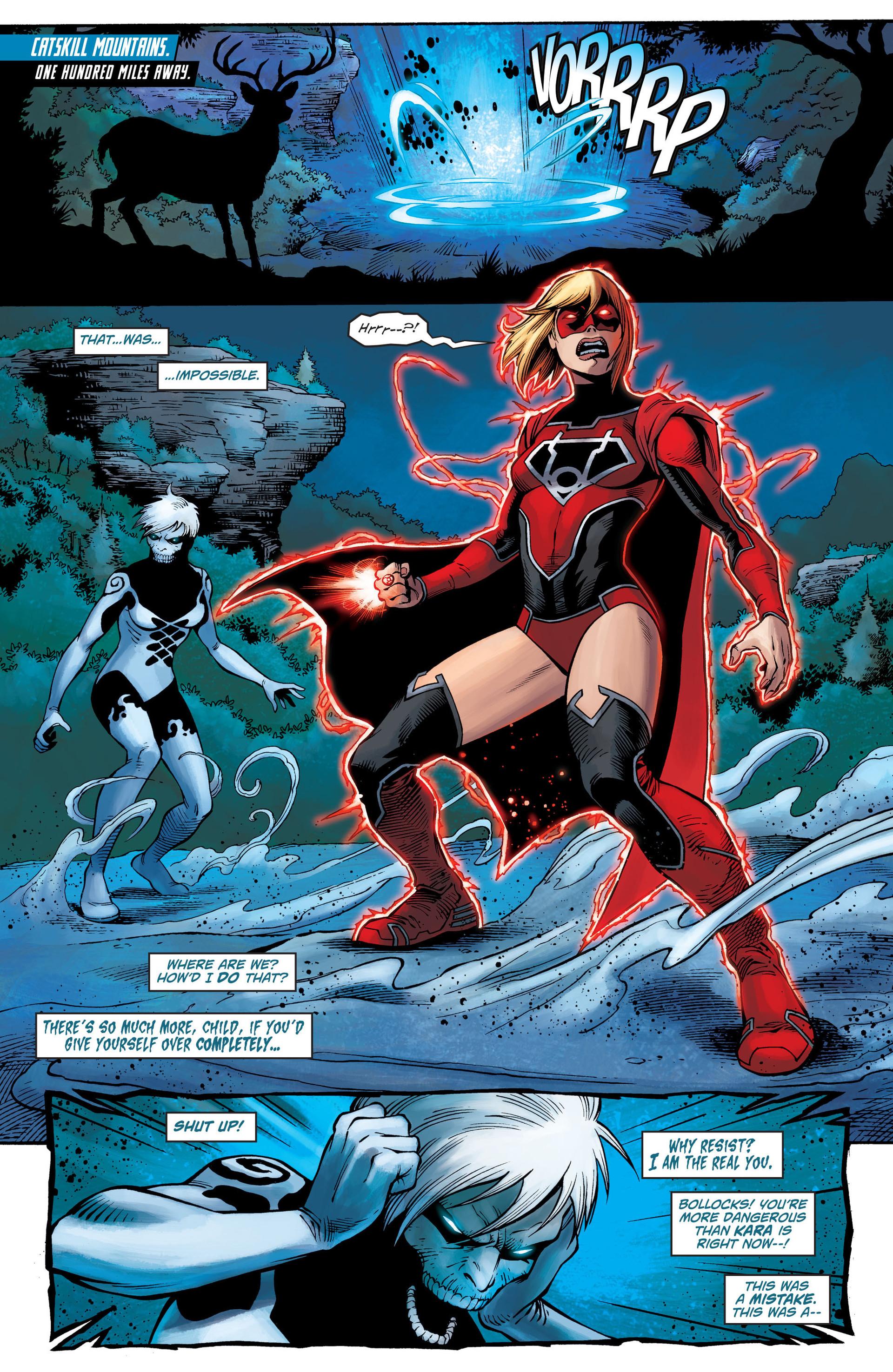 Supergirl (2011) Issue #29 #31 - English 14