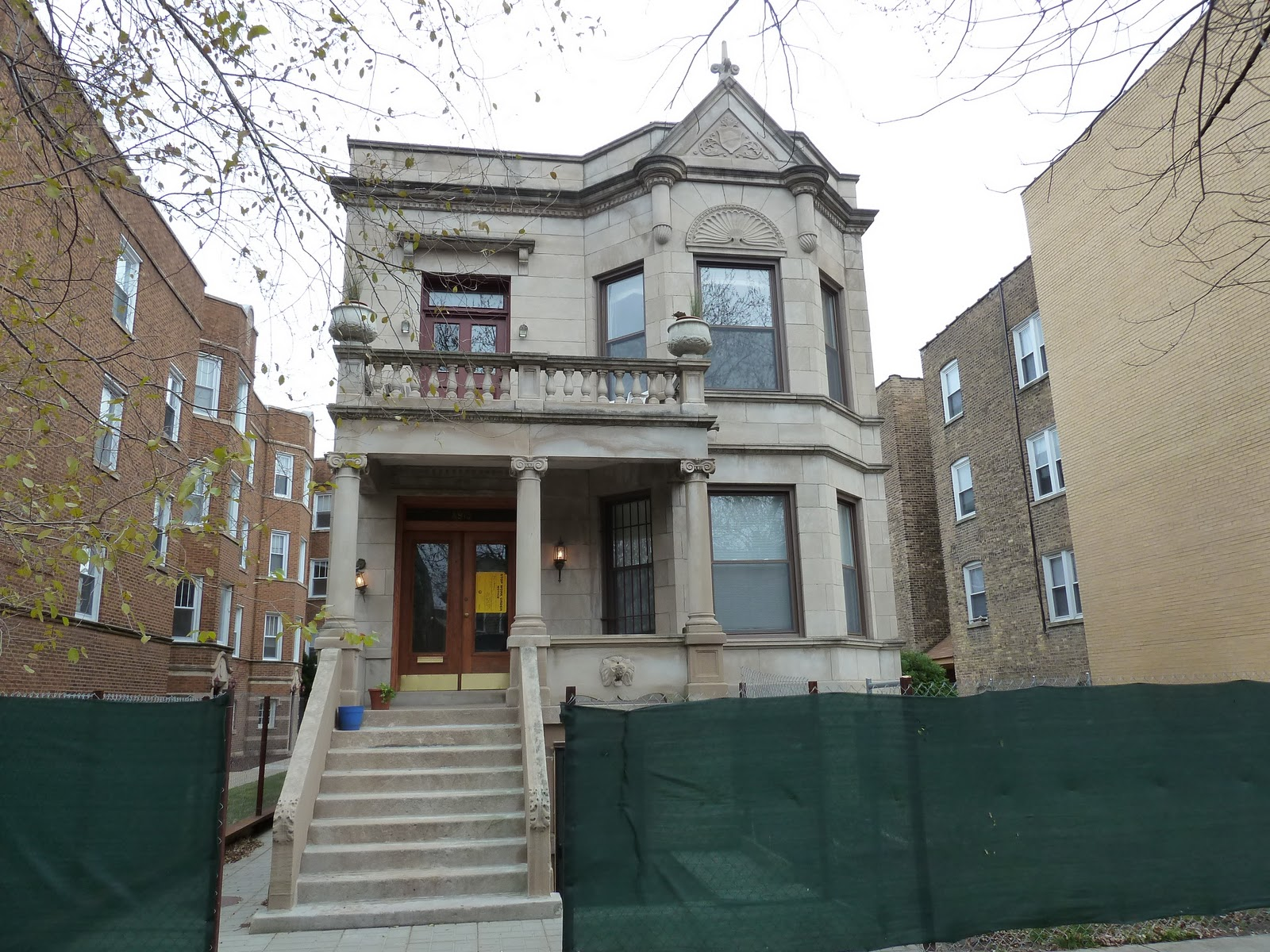 Pilsen Real Estate Property On Thth Treet And Damen
