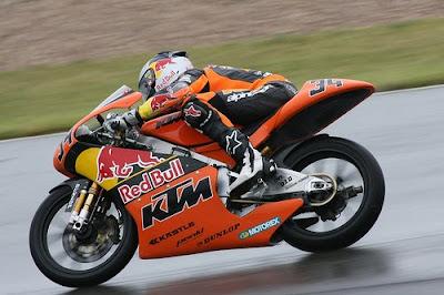 Moto2 Sport Randy Krummenacher