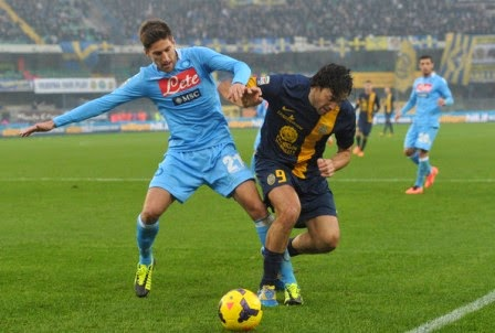 Napoli vs Verona