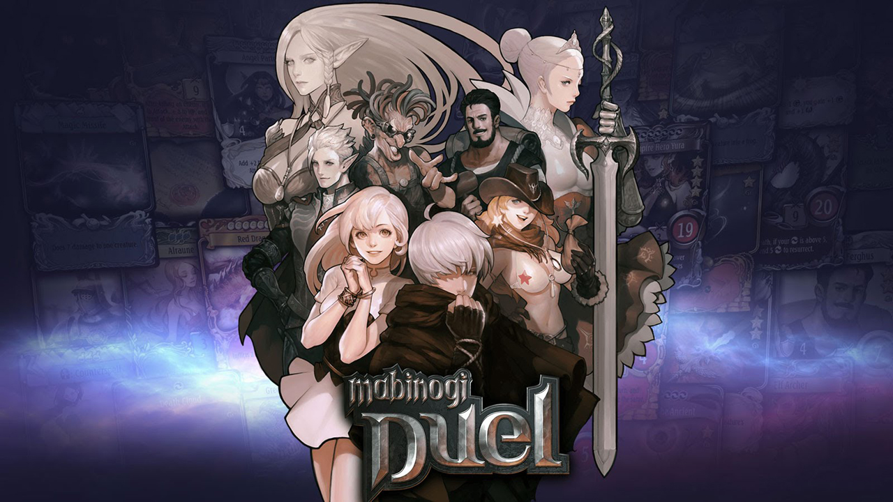 Mabinogi Duel Gameplay IOS / Android