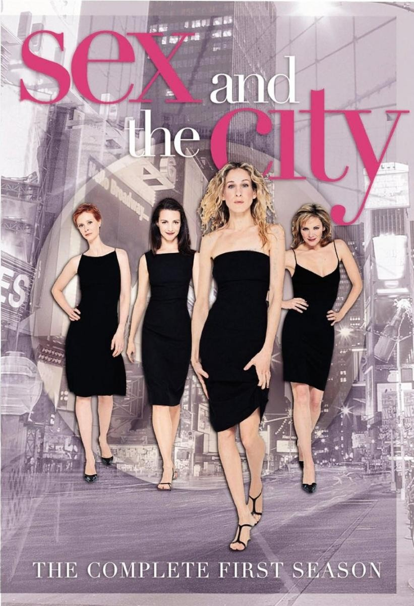 Sex And The City Season 1-6