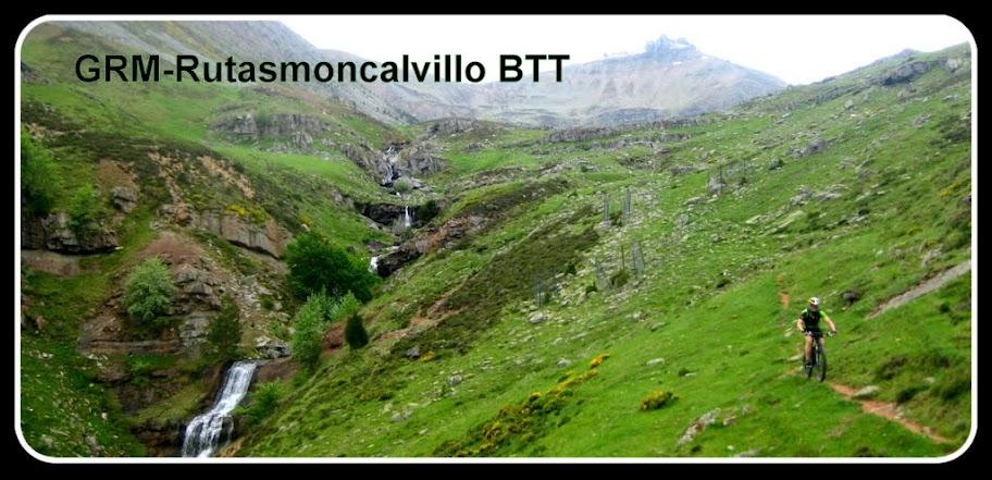 Rutas Moncalvillo BTT