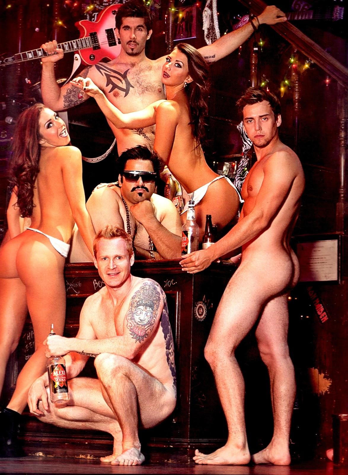 Nude rockstars