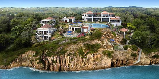 5 villa luxury complex for sale, Shoal Bay Beach, Anguilla