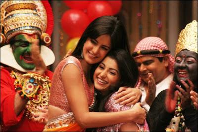 Katrina Kaif in Baby in Baa Bahoo Aur Baby