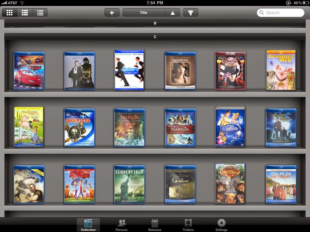 App My Movies