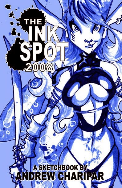 The Ink Spot 2008 Digest Edition