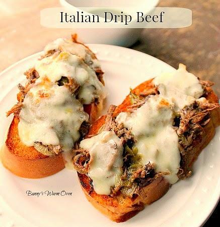 Bunny's Warm Oven: Pioneer Woman's Italian Drip Beef