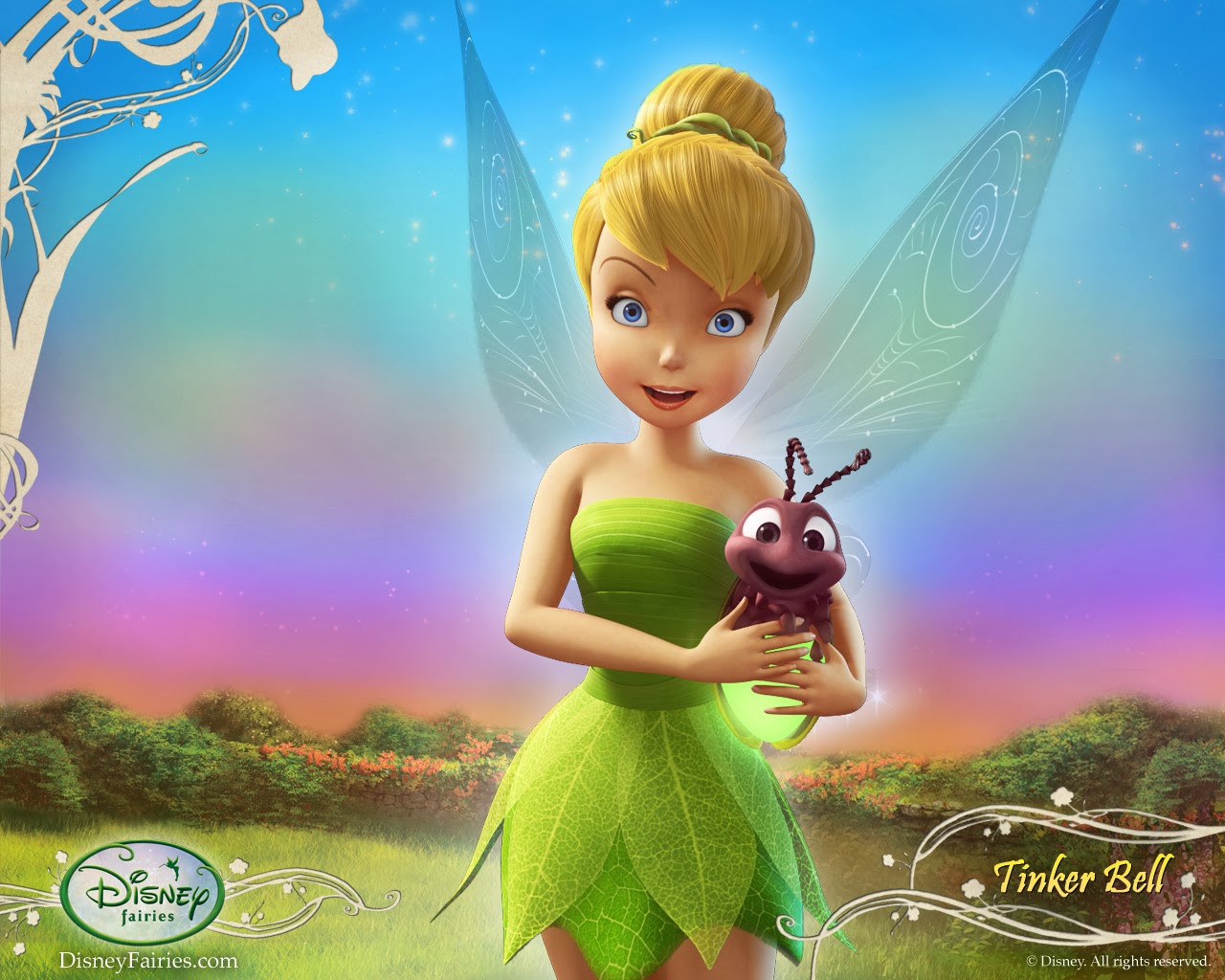 Gambar Tinkerbell