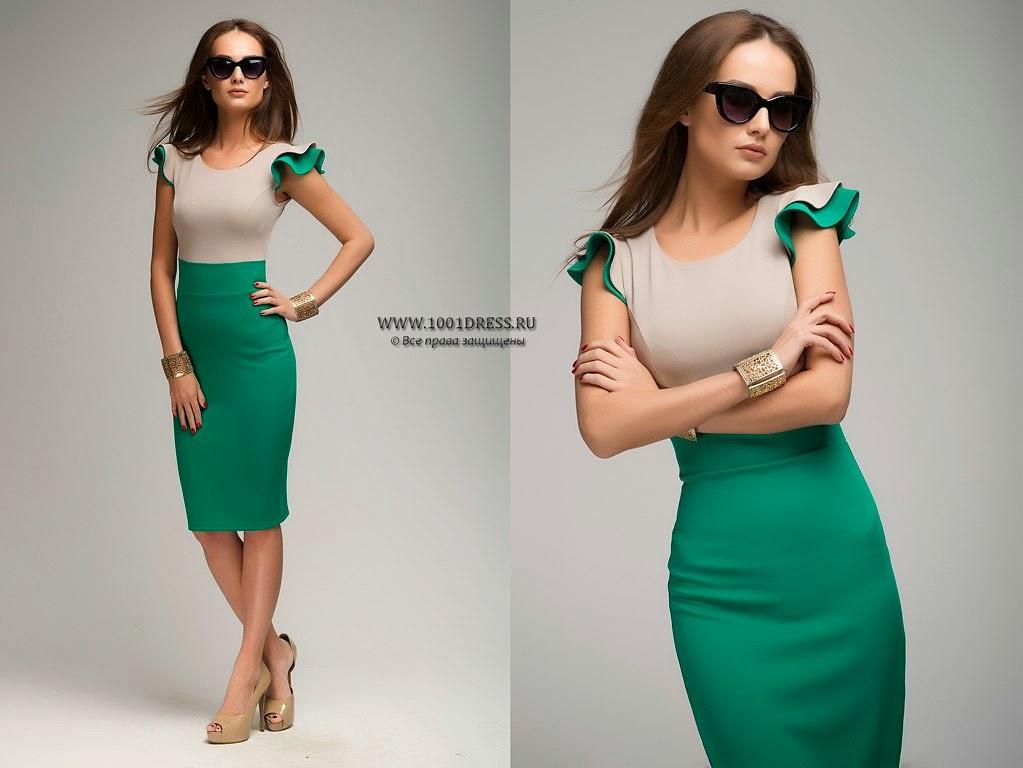 Женская одежда платье фото