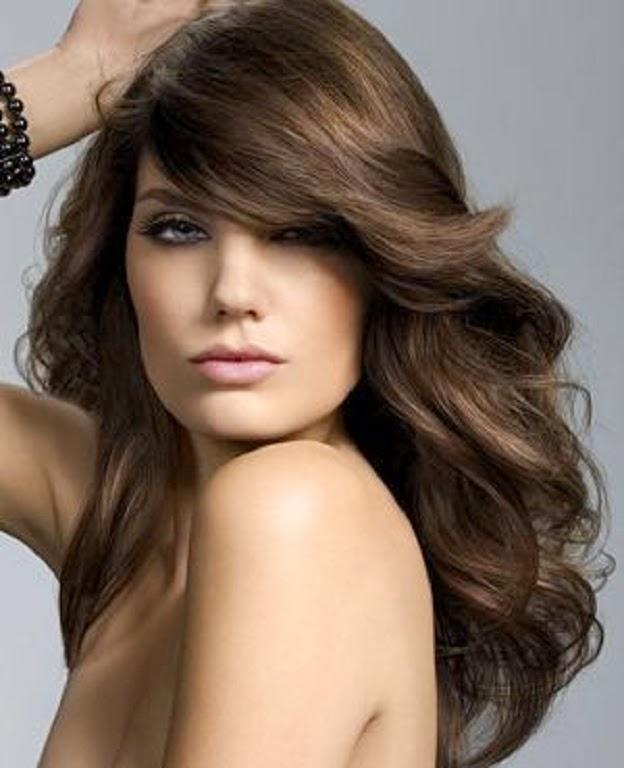 Peinados simples para cabello largo y ondulado tus cabello ondulado