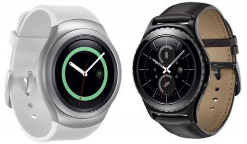 La Samsung Gear 2 Est Officiellement Annonc 233 E Tic Maroc