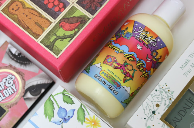 A picture of Kiehl's Holiday 2015 Limited Edition Peter Max Designed Creme de Corps