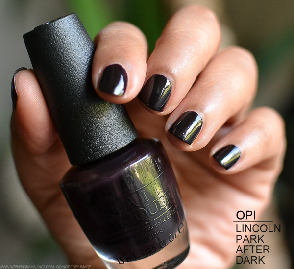 have opi to after lincolnparkafterdark every dark the park lincoln needs polish girl