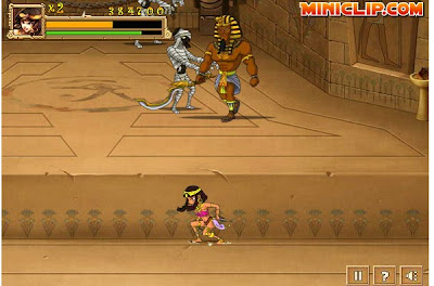 Egyptian Tale walkthrough.
