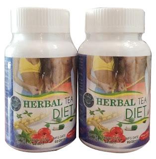 Thuốc giảm cân Herbal Tea Diet được ưa chuộng dần ở Việt Nam