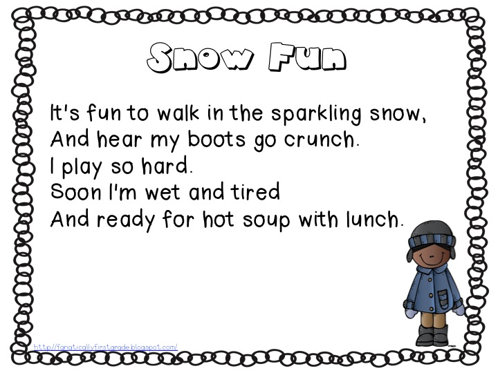 how to teach rhyming words to first graders