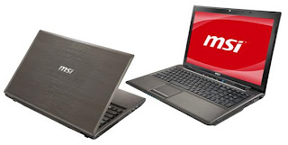 Notebook Gaming MSI GE620DX