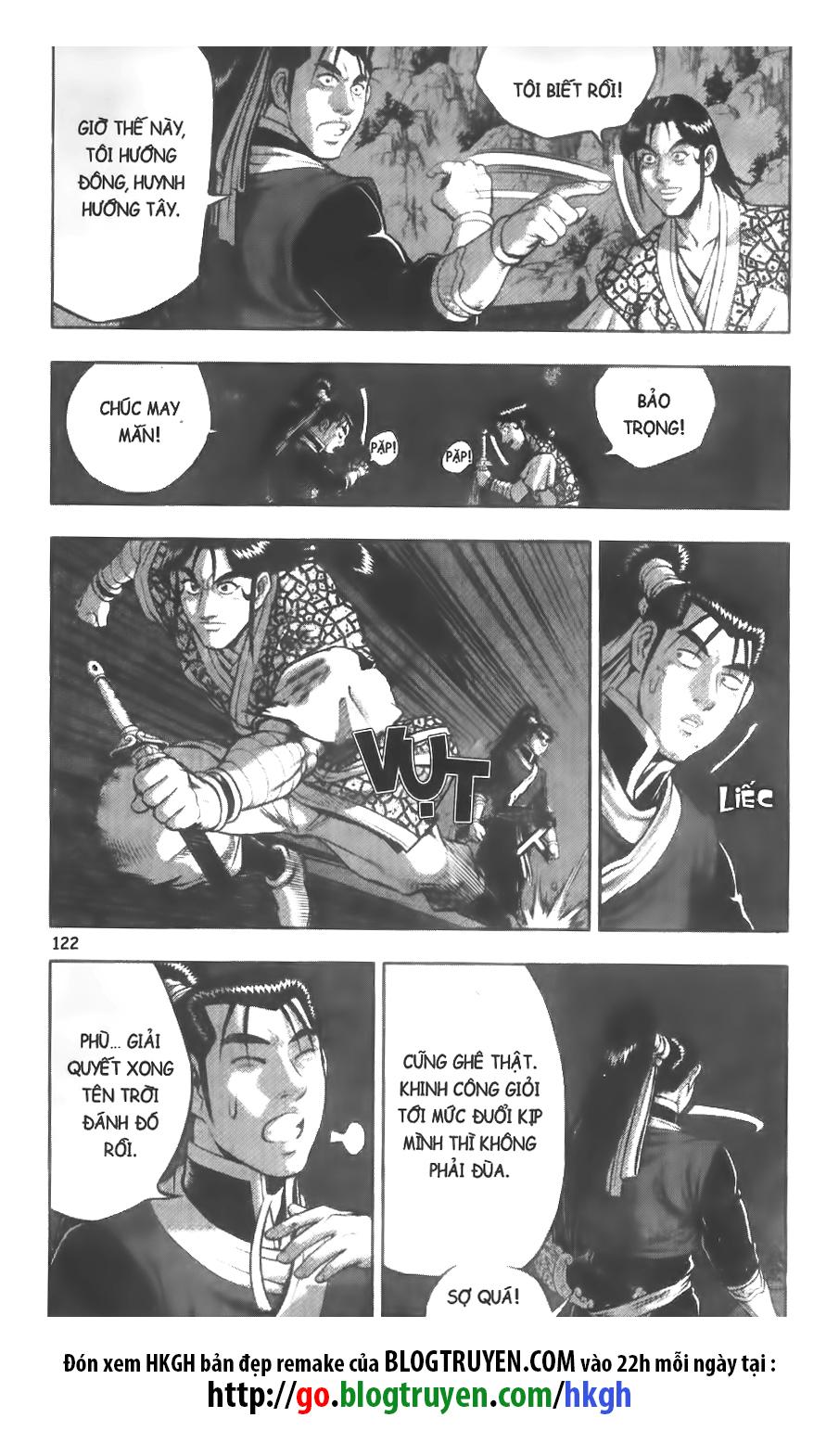 Hiệp Khách Giang Hồ chap 337 page 13 - IZTruyenTranh.com