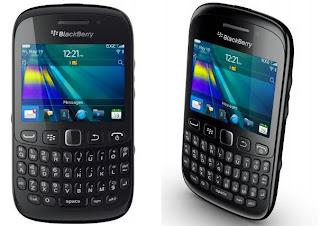 Blackberry dengan Harga Dibawah Satu Juta rupiah