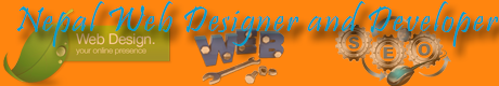 Web Designer, Developer and Blogger in Nepal