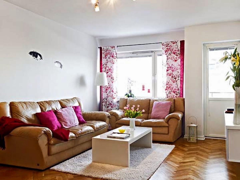 Home interior design picture_16 - Small Living Room Design Decorating Tips Interior Home Decorating Ideas