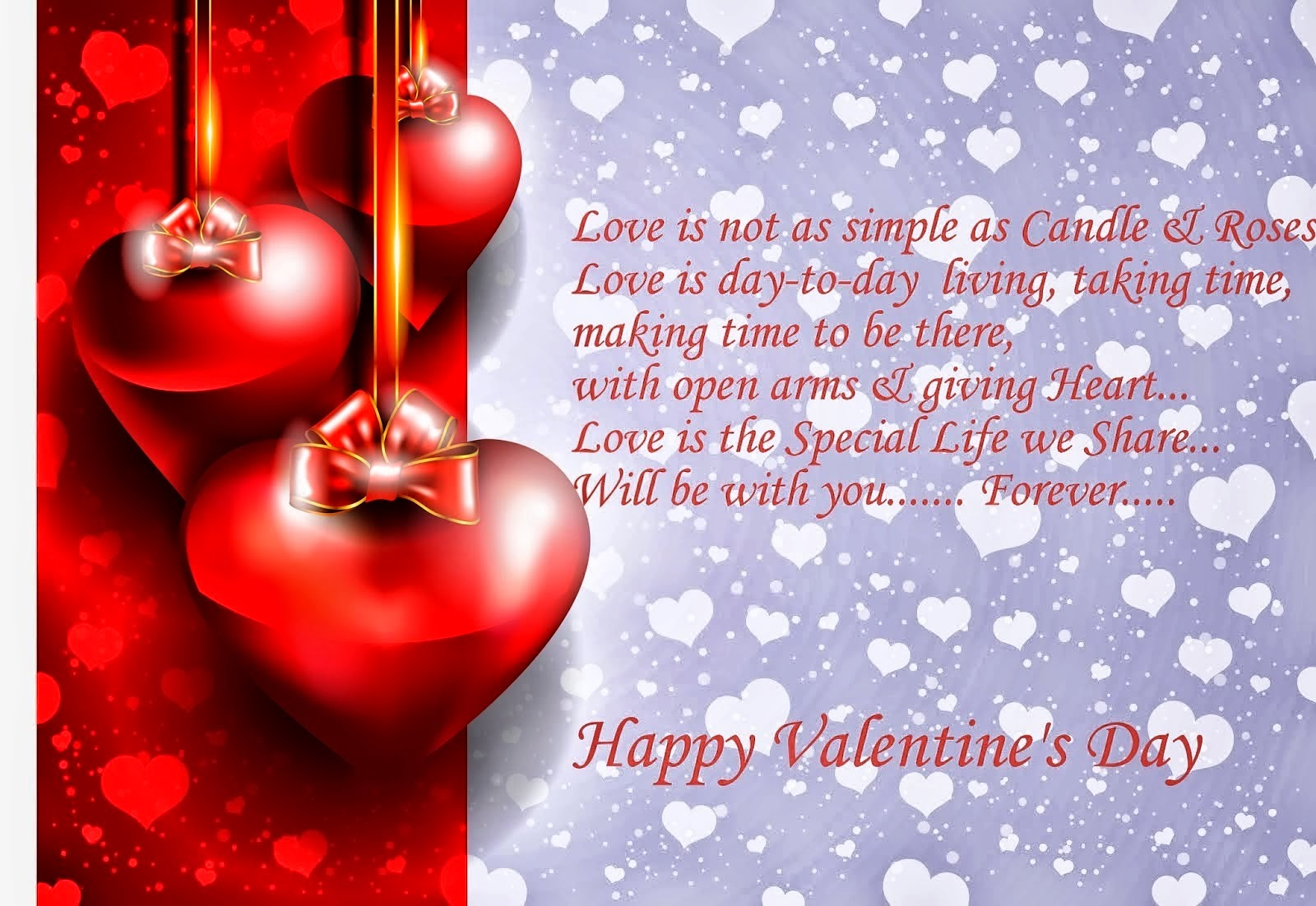 valentines day Love is the most wonderful of all feelings in this world it's valentine's day 2018 and what could be a better time to let your dear ones know that you love them.