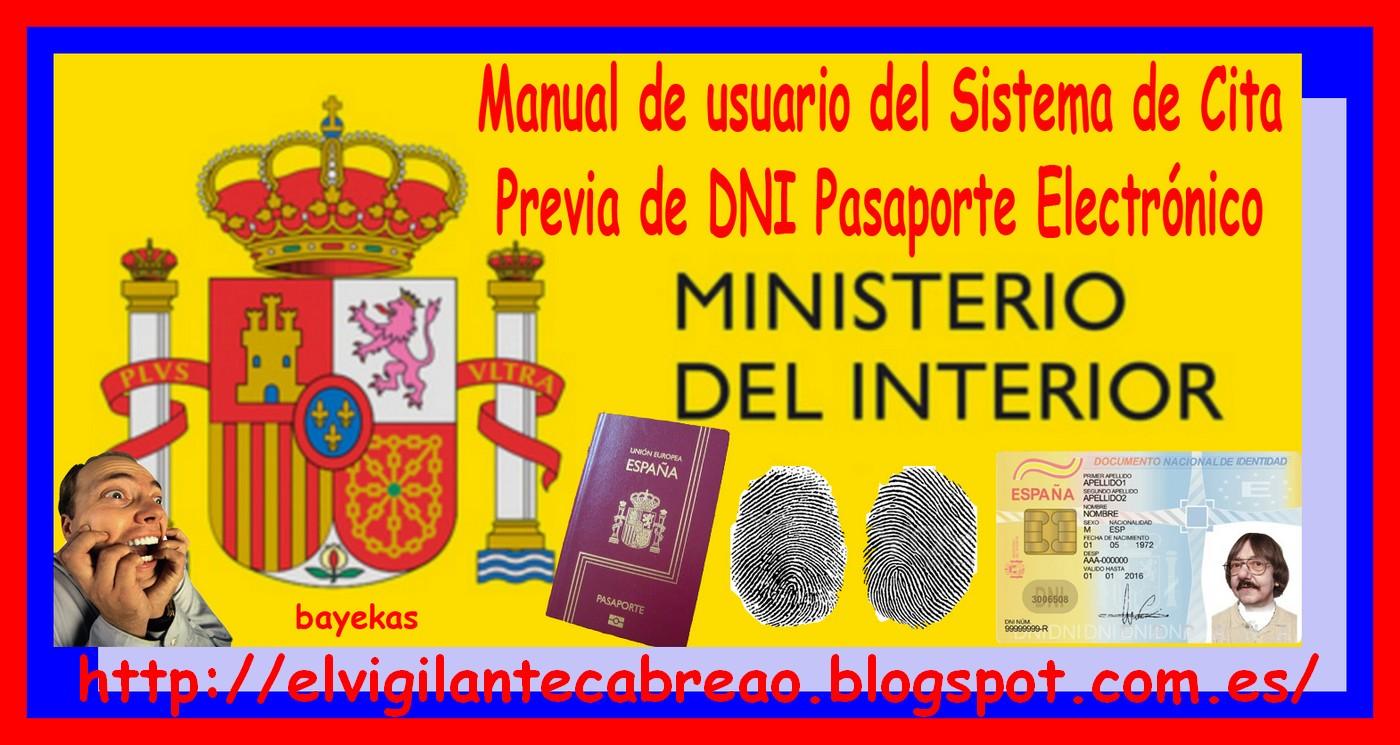 Citas previas para pasaporte sevilla - Oficinas renovacion dni barcelona ...