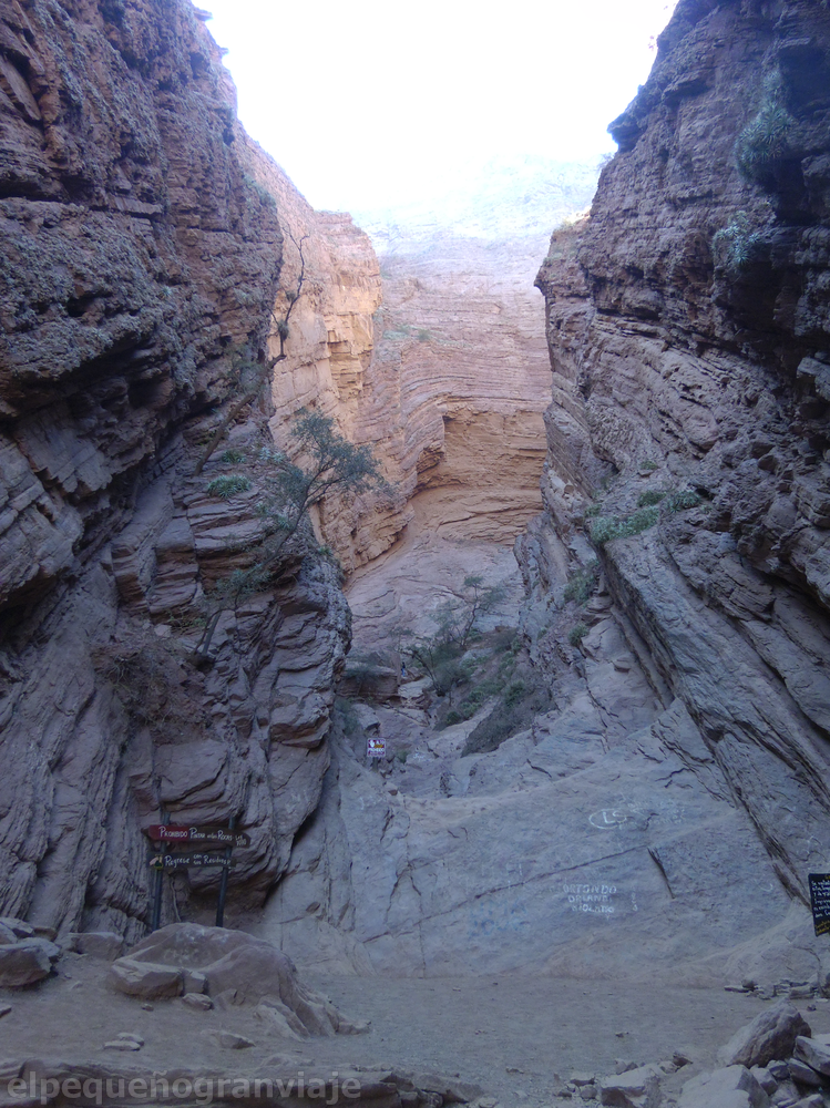 Cafayate, Salta, Quebrada, formaciones, Quebrada de las Conchas