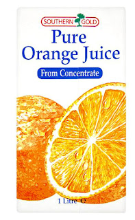 Southern Gold Pure Orange Juice