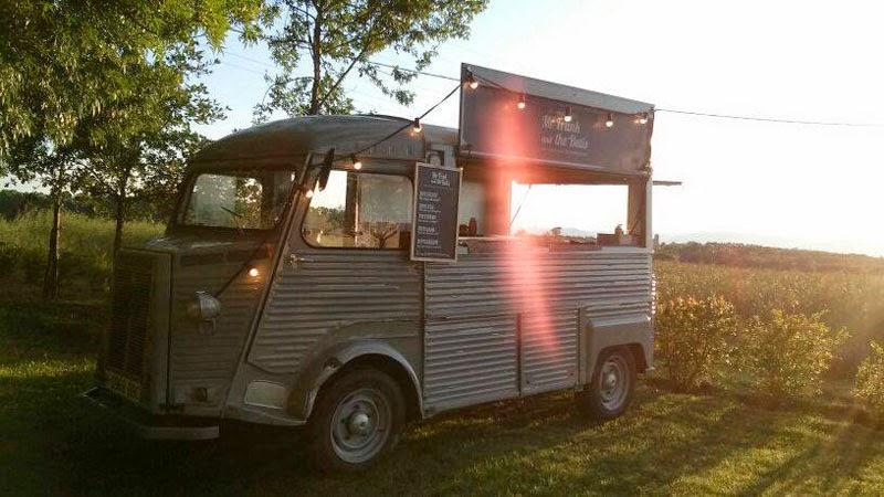 las primeras Food Truck españolas