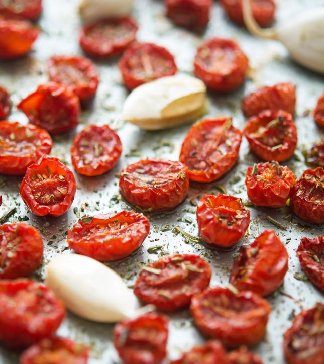 ... this, I strongly suggest you give these slow-roasted tomatoes a try
