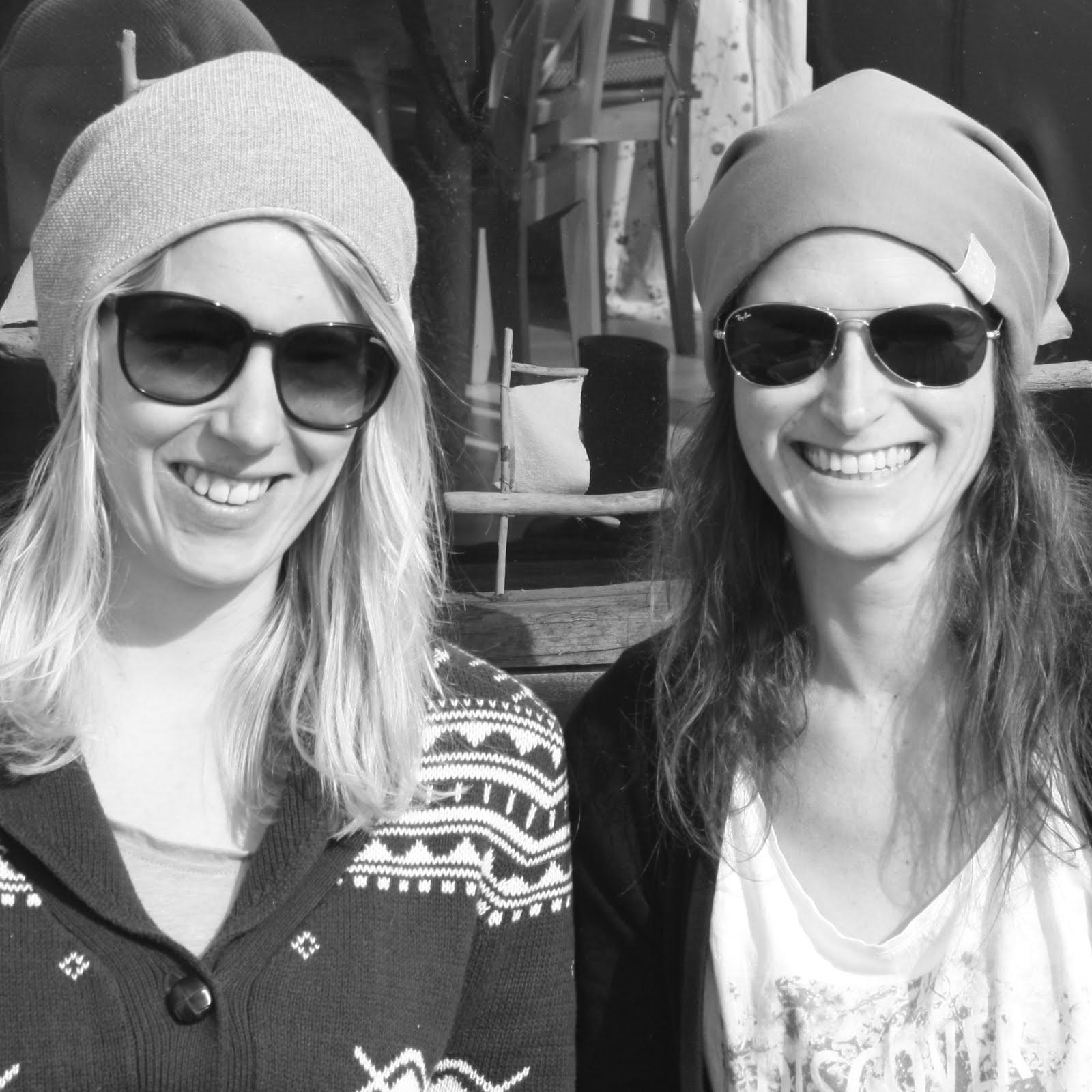 Willkommen auf unserem Blog  <br> Eure Johanna und Eva