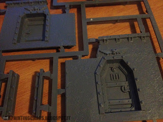 Wall of Martyrs Imperial Bunker sprue 4