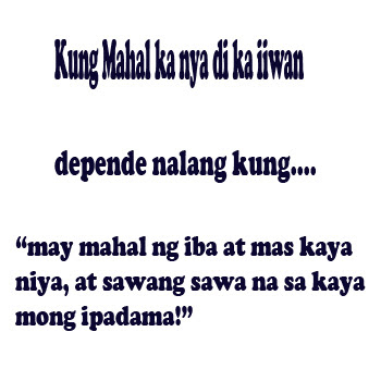 Tagalog Quotes Banner