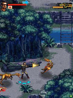 Jurassic Park Touchscreen,games for touchscreen mobiles,java touchscreen games